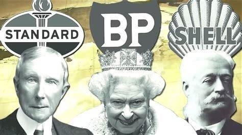 Standard Oil, BP i Shell