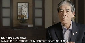 Dr Akira Sugenoya