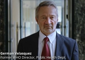 Dr German Velasquez