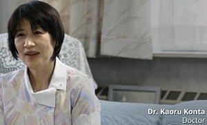 Dr Kaoru Konta