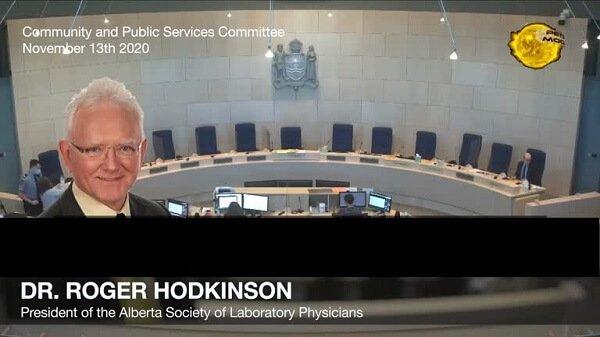 Dr Roger Hodkinson - COVID-19 to największy w historii szwindel