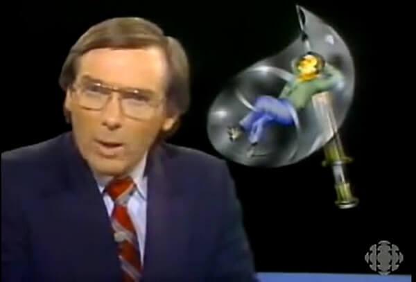 Kompromitacja ze świńską grypą z 1976 roku (CBC, 1983)