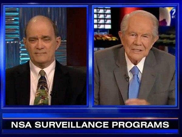 William Binney-Celem NSA jest Całkowita kontrola populacji