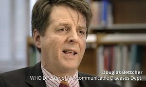 Zaufaj WHO - Dr Douglas Bettcher