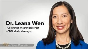 Dr Leana Wen