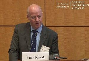 Dr Peter Daszak