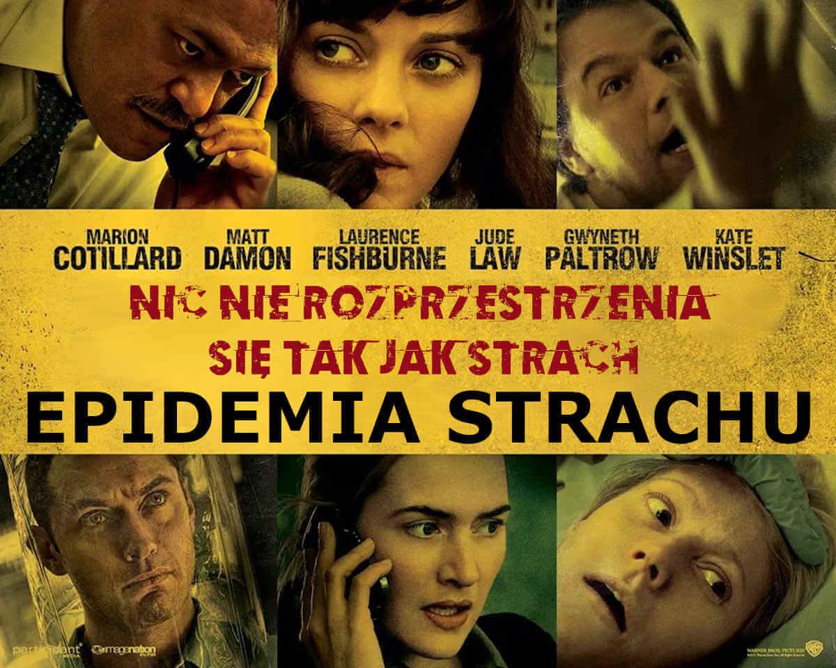 Epidemia strachu - przegląd filmów o pandemiach