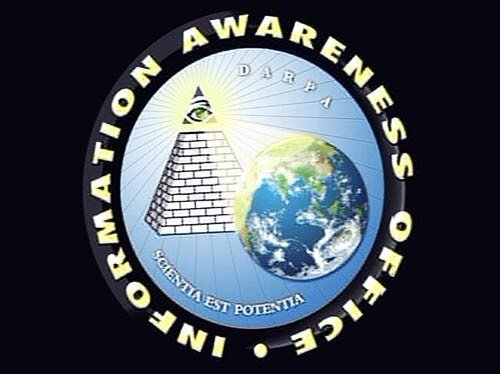 Logo Biura Świadomości Informacyjnej nadzorującego program Całkowitej Świadomości Informacji