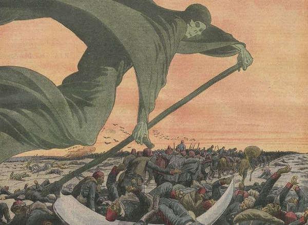 Patogeny i polityka - występowanie pasożytów zapowiada autorytaryzm