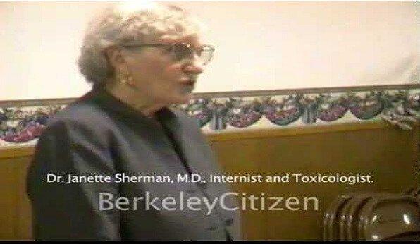 Promieniowanie, stront-90 i badanie zębów mlecznych - Dr Janette Sherman