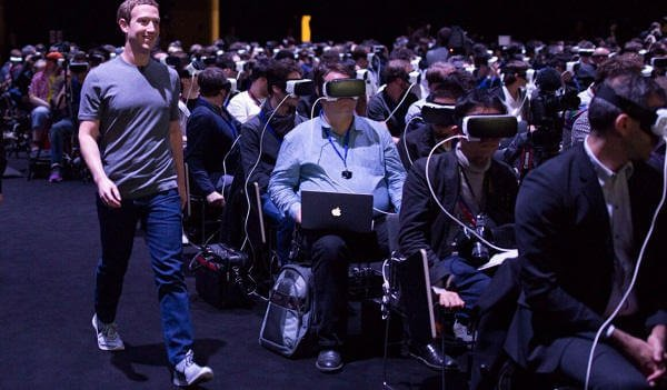 Wojskowe korzenie Facebooka