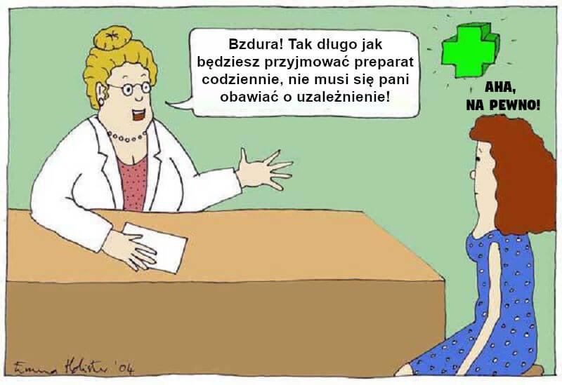 Co robić, żeby lekarz cię nie zabił