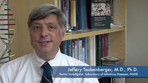 Dr Jeffrey Taubenberger