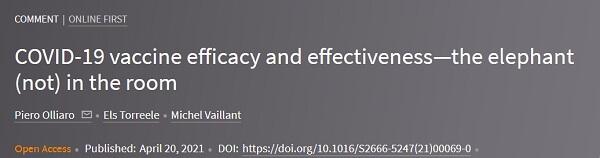 Skuteczność i efektywność szczepionek COVID-19 – bez marketingowej ściemy