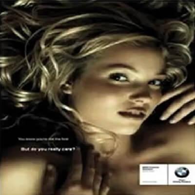 BMW - Wiesz, że nie jesteś jej pierwszym, ale czy naprawdę cię to obchodzi