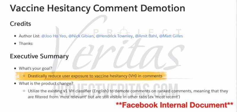 Drastyczna redukcja ekspozycji użytkowników na komentarze przedstawiające stanowisko niechętne wobec szczepień