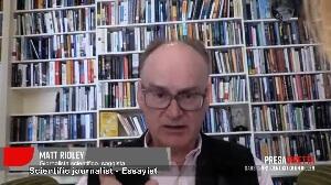 Matt Ridley, dziennikarz naukowy, eseista