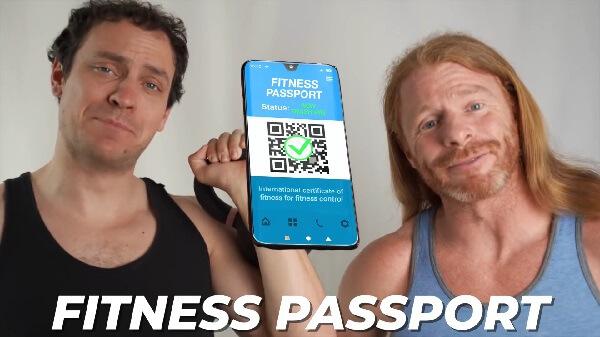 Obowiązkowy Paszport Fitnessowy - albo zostaniesz wykluczony z życia społecznego