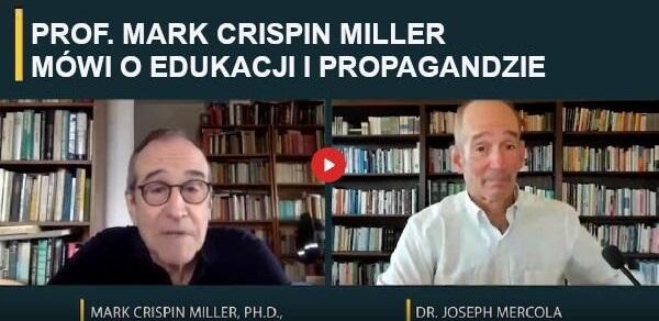 Prof. Mark Crispin Miller: Szokujący przypadek cenzury akademickiej