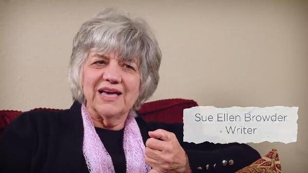 Sue Ellen Browder - magazyn Cosmpolitan publikował feministyczne kłamstwa