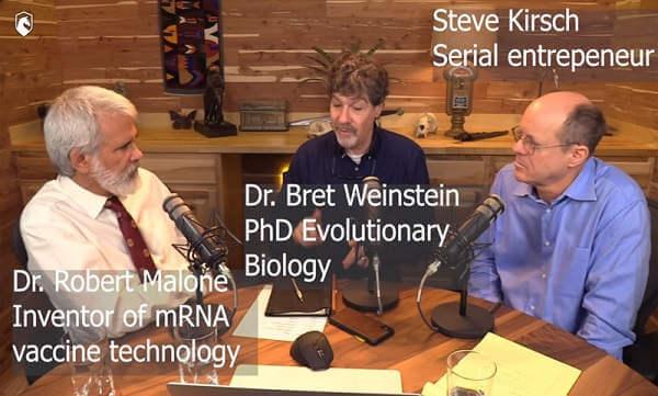Dr Robert Malone o zagrożeniach terapii genowych na C-19