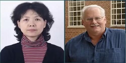 Ralph Baric i Shi Zheng-Li