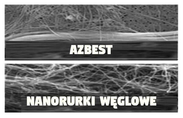 Nanorurki węglowe: nowy azbest?
