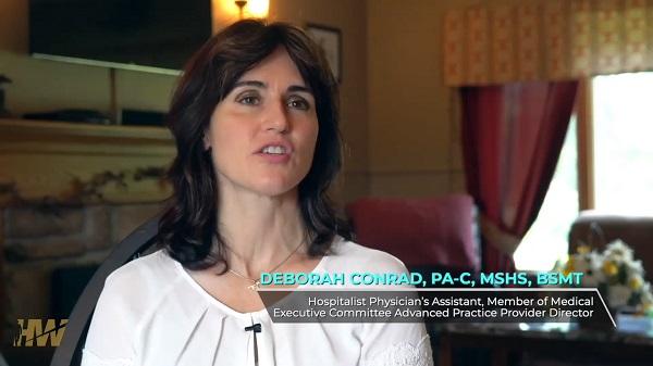 Deborah Conrad o Tuszowaniu Niepożądanych Odczynów Poszczepiennych